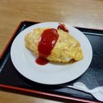 115567424 - [2019/08]オムライス(800円)