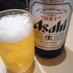 釜山広場 - 瓶ビール