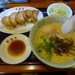 手打ラーメン・中華料理 亜壽多 - 料理写真:セット2 ¥850