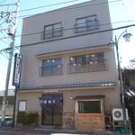 羽田うなぎ店 - '19/09/15 店構え