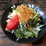 沙羅英慕川本店 - サラダ