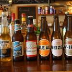 ARCH seaside cafe&bar - 人気!クラフトビール!