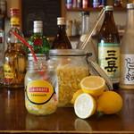 ARCH seaside cafe&bar - オリジナルレシピのレモネード