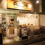 ARCH seaside cafe&bar - 外観写真:住宅街にポツンとある隠れ家的な佇まいです