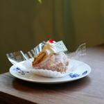 パティスリー モントル - 料理写真:いちじくタルト