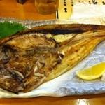 こし乃 - ホッケ焼き