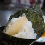 築地玉寿司 - 数の子巻