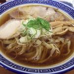 115580106 - 太麺中華そば