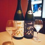 115580537 - 素晴らしい日本酒が揃っています