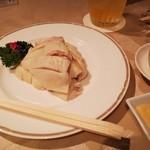 ginzarouran - 冷製蒸し鶏