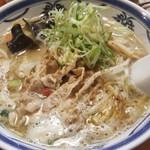 ラーメン・餃子 ハナウタ - 料理写真:味噌薬膳