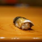 いしやま寿司 - 小鰭