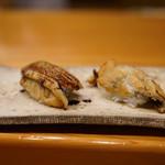 いしやま寿司 - 穴子