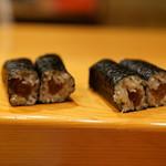 いしやま寿司 - 干瓢巻き