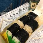 むすび むさし - 料理写真:俵むすび 700円