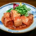 劉家厨房 - ☆豚の角煮 1200円