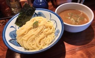 めん徳 二代目 つじ田 新橋店 - 【再訪】つけ麺