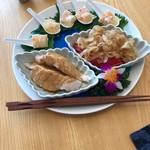 中国精進料理 凛林 - 3種前菜も素晴らしい