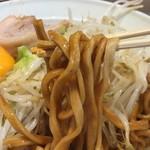 麺屋 味方 - 【再訪】汁なし