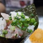 築地玉寿司 - たたき巻