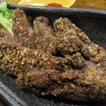 大和肉鶏ホルモン揚げ
