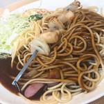 キッチン ヤマナミ - スパゲティ・ヤマナミ風