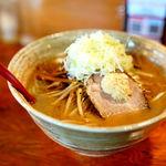 拉麺ひなた - 料理写真:味噌ラーメン