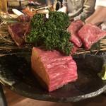 仙次郎 - 塊肉!