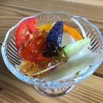 115594004 - 三田野菜のサラダ