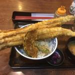 三喜 - 穴子天丼