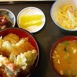 空天丼ありがとう本舗 - 元祖塩味天丼ランチ