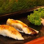 福鮨 - 料理写真:自慢のアナゴです