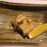 板前料理いち川 - 穴子白焼き