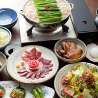 もつ鍋一藤 - コース料理は2500円~!+1500円で飲み放題も可能です☆