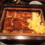 Kurosakiinakaanhibiya - せいろ蒸しの梅、ご飯大盛り