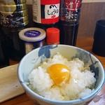 115602147 - 卵かけご飯
