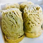 ラ・ペッシュ - モジャモジャが、愛らしくて、素朴な美味しさ(^O^)