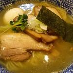 薫風 - 料理写真:肉玉中華そば 塩