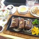 シカ肉レストラン あぷかの森 - 【2019/9】食べ比べ