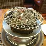 115612009 - 備長炭の炭火焼き