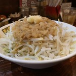 濃菜麺 井の庄 - メガベジこってり(年パス)