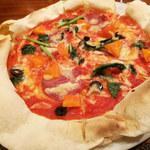 115615145 - シェフの気まぐれ食材とトマトソース カプリチョーザ
