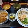 越前そばの里 - 料理写真:ふくいセット1,050円(税別)