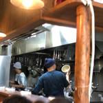らぁ麺や 汐そば雫 - 麺丼