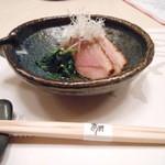 11562757 - 前菜 京芋と鴨