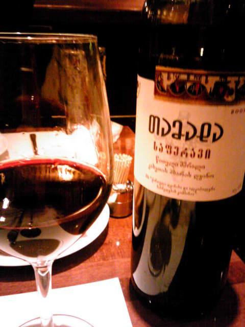 スンガリー 新宿三丁目店 - この日いただいたワイン