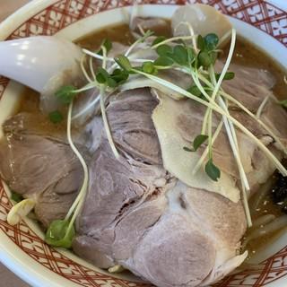 めん丸 - 料理写真:丸味噌チャーシュー麺