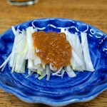 餃子荘 ムロ - 葱味噌