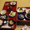恵光院 - 料理写真:「本膳・二の膳・三の膳」の精進料理