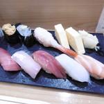 つきぢ神楽寿司 - 横綱